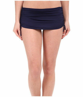 NWT Tommy Bahama Deck Piping Navy Mare Hipster Bikini Swimsuit Bottom Women/'s L