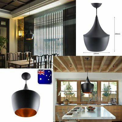 Vintage Industrial Style Ceiling Light Lamps Lampshade Cafe Bar Shop Home DIY AU
