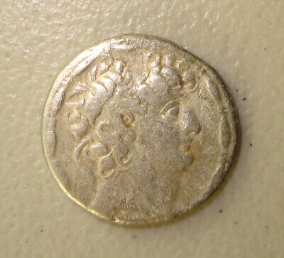 95-75 BC Philip I Seleucid Kingdom Ancient Greek Silver Tetradrachm VF