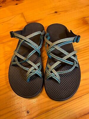 c01b57c8ee37 CHACO SANDALS CHACOS Women s Size 7 US National Park Foundation New ...