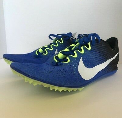 125 Nike Zoom Victory 3 Mens Distance Racing Shoes 835997-413 Blue sz 11.5 85c91f80a
