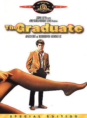 The Graduate (DVD, 1999, Special Edition) NEW! Free Ship Canada!