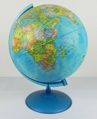 Nova Editions RICO Fiorence World Globe - Scale 1 : 42.000.000 - Made in Italy