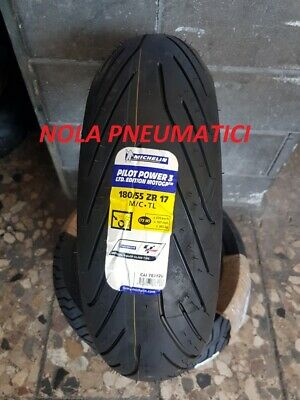 Pneumatico Posteriore 180/55 R17 73W MICHELIN PILOT POWER 3 MOTOGP LTD EDITION