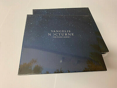 Vangelis - Nocturne [CD] NEW SEALED 602577022142
