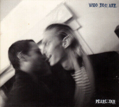 Pearl Jam - Who you are - MCD Maxi CD