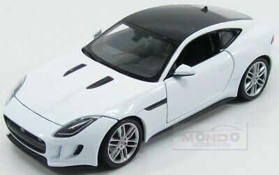 Jaguar F-Type Coupe R 2014 White Welly 1:24 WE24060WH