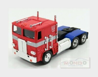 PETERBILT 352 TRUCK 1979 Optimus Prime Transformers Iv JADA 1:32