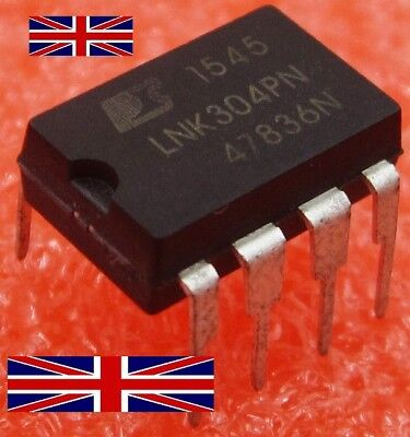 LNK304PN DIP-7 Integrated Circuit from Power Integrations