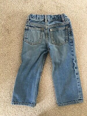 Boys Baby Gap Jeans Age 3/3T Blue