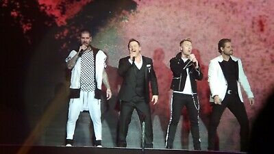 Boyzone Thank You And Goodnight Tour Photo CD