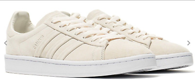 buy popular 89320 945c7 Adidas Originals Men s Campus Stitch and Turn Shoes Sneakers Chalk White  BB6744