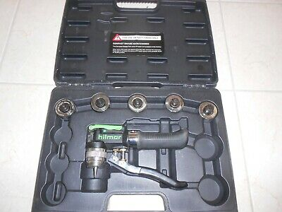 Hilmor Compact Swage Tool Kit With 5 Heads