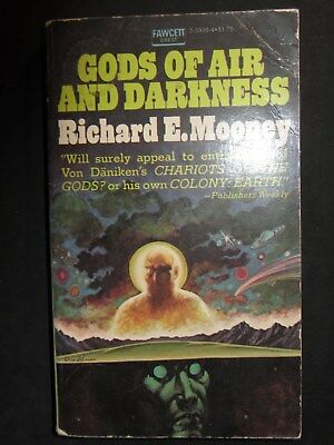 Gods of air and darkness by Richard E. Mooney paperback 1975