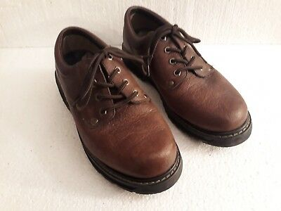 732c04e6b36 Dr Scholls Harrington Men s Oxford Shoes w  Massaging Gel Insoles Size 8 1 2