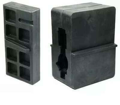 Upper and Lower Receiver Vise Block Combo .223 5.56 Gun Smithing Armorer's Tool