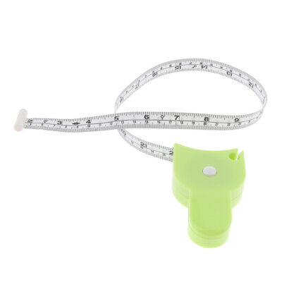 NEW BODY TAPE Measure White Waist Weight Loss Aid Fat