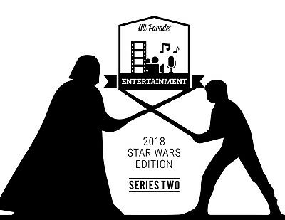 2018 Hit Parade Star Wars Edition - Series 2 - Hobby Box /100 Ford-Ridley-Fisher