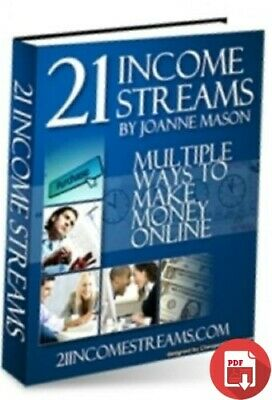 21 Income Streams with Master Resell Rights (PDF)