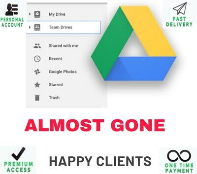 ⚡Lighting Service Unlimited Google Drive Forever Access On Acc⚡Almost Gone⚡
