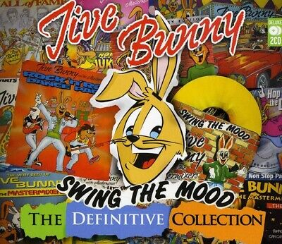 Swing The Mood-Definitive Collection - 2 DISC SET - Jive Bunny (CD New)
