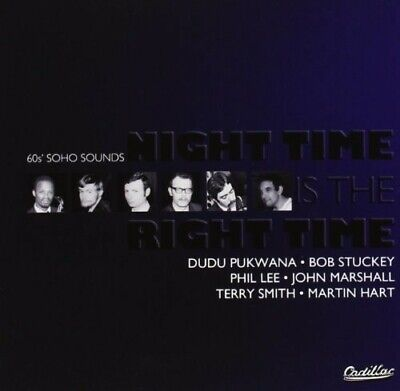 Night Time Is The Right Time - Dudu Pukwana (CD New)