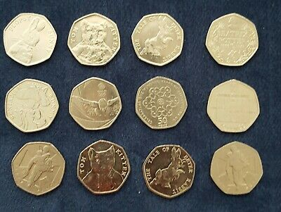 CHEAPEST 50p COINS Fifty Pence Coins