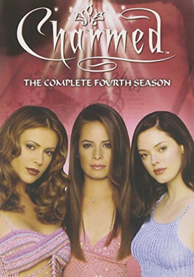 Charmed:complete Fourth Season Dvd New