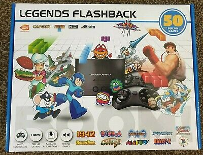NEW Flashback Boom Console: Legends Flashback - 50 games built in games
