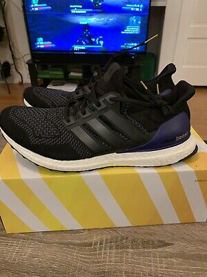 481ac8f320274b ADIDAS ULTRA BOOST 1.0 OG Black Purple Gold Size US 12 B27171 2015 ...