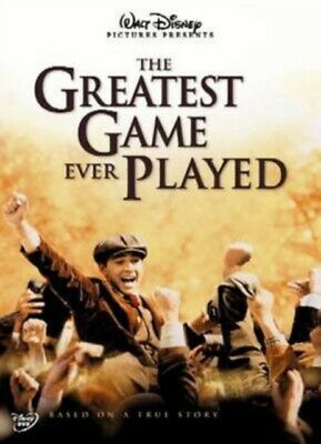 The Greatest Game Ever Played *NEW* DVD