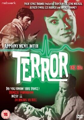 Appointment With Terror: The 60s *NEW* DVD / Box Set