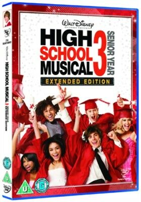 High School Musical 3 (Extended Edition) *NEW* DVD
