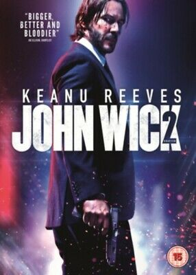 John Wick: Chapter 2 *NEW* DVD / with Digital Download