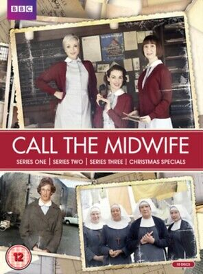 Call the Midwife: Series 1-3 *NEW* DVD / Box Set
