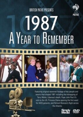 A   Year to Remember: 1987 *NEW* DVD