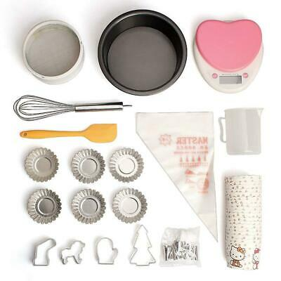 StyleA Cake Baking Decorating Tools Kit Including Disposable Piping Bag