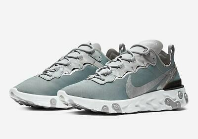 154fd272417191 REACT ELEMENT 87 Nike Air AQ1090-001 Black Men s DS Sizes Available ...
