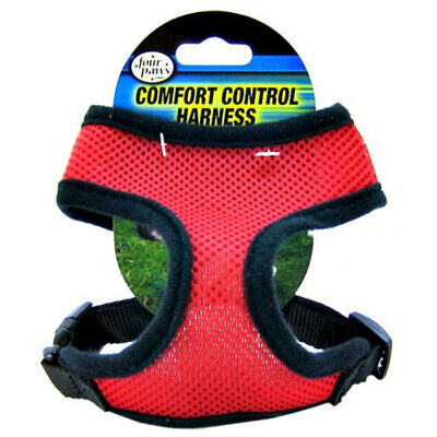 Four Paws - Comfort Control Harness Small Red - 1 Harness