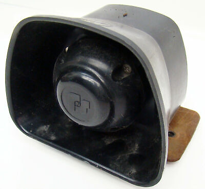 Federal Signal Yama Soundstar SCS1000 Police Motorcycle Siren