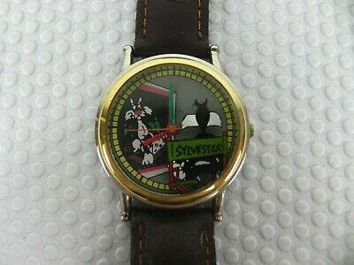 Warner Bros. Watch Collection by Fossil - RARE - Sylvester - Limited Edition!