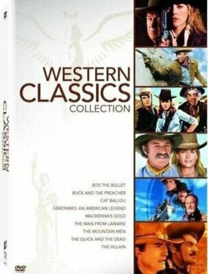 Western Classics Collection (DVD, 2016)