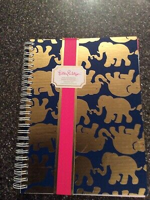 Lilly Pulitzer Mini Notebook, Nwt