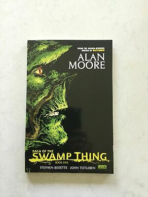 The Swamp Thing - TP - Volume 1 - Graphic Novel Sale