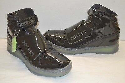 REEBOK ALIEN STOMPER Battle Pack Final Scene Black Yellow Mens sizes ... e1f29ebf8