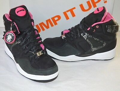 1a0e751258d New Reebok The Pump X Crossover Certified Camo Black White Pink Silver