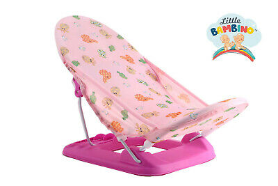Bath Chair Pink Infant Deluxe Baby Bather  Little Bambino