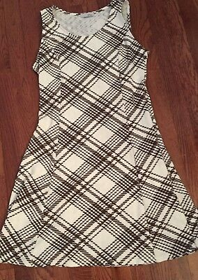 52c0fad844a NWOT SIZE LARGE Zulily Sleeveless Tunic By Lily. Red, White & Black ...