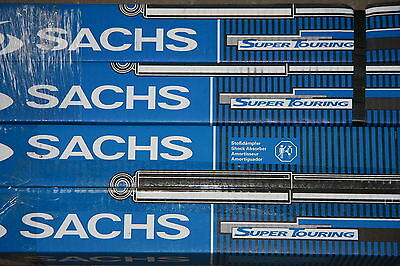 2x Sachs Shock Absorber Ford Focus I Combi Set for Rear 2 Pcs New
