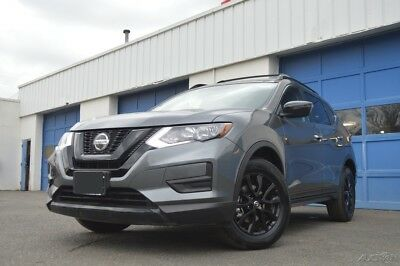 2018 Nissan Rogue SV AWD Virtually New Beautiful Full Power Options Rear View Bluetooth Cruise & More
